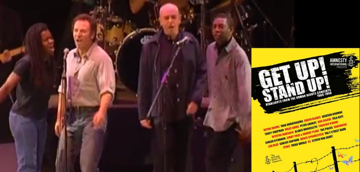 Get Up! Stand Up! Highlights from the Human Rights Concerts 1986-1998 CD + DVD